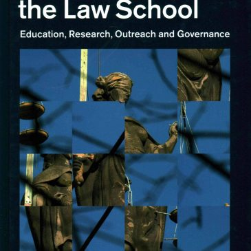 Bookshelf: Rethinking the Law School